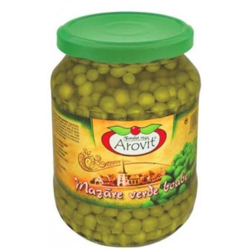 Arovit Mazare verde boabe 700 g *6