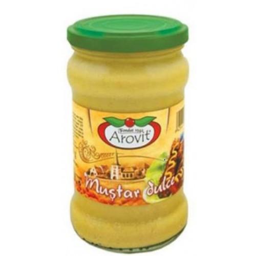 Arovit Mustar dulce 300 g *6