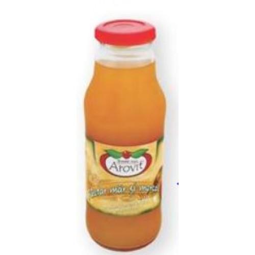 Arovit Nectar de mar cu morcov 750 ml *6