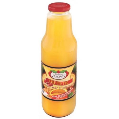 Arovit Nectar de mar cu portocale dietetic 750 ml *6