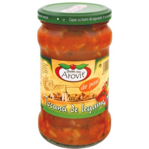 Arovit Tocana de legume 300 g *6