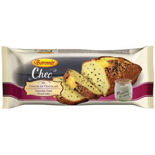 Boromir Chec cu Cipsuri de Ciocolata 300g *10