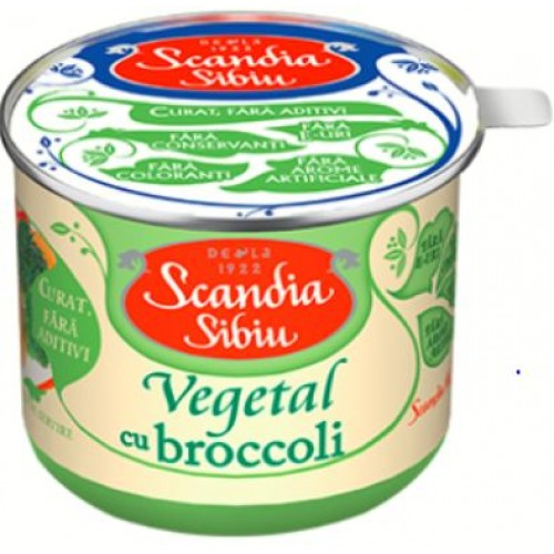 Scandia Sibiu Aperitiv vegetal cu brocoli 200g EP *36