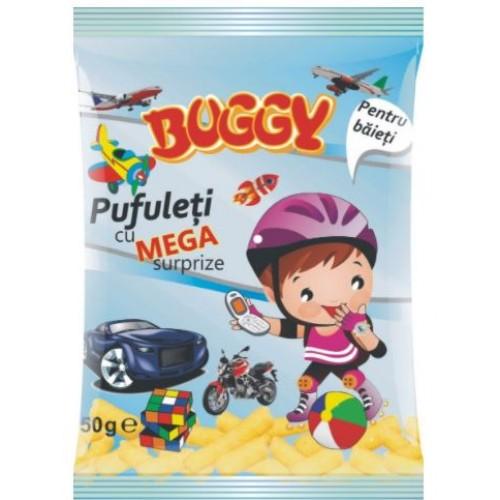 Buggy Pufuleti mega surprize Baieti 50g *14