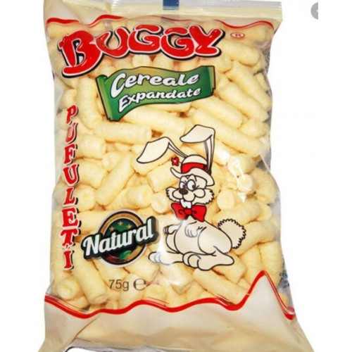 Buggy pufuleti simpli 75g *30