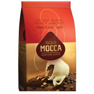 GOLD MOCCA Cafea macinata 100g *10