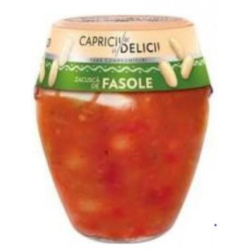 C&D Zacusca De Fasole 290g *6