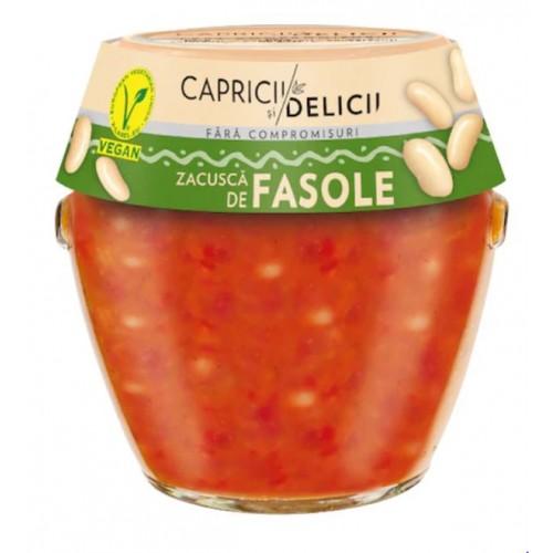 C&D Zacusca De Fasole 550g *6