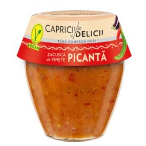 C&D Zacusca Picanta 290g *6