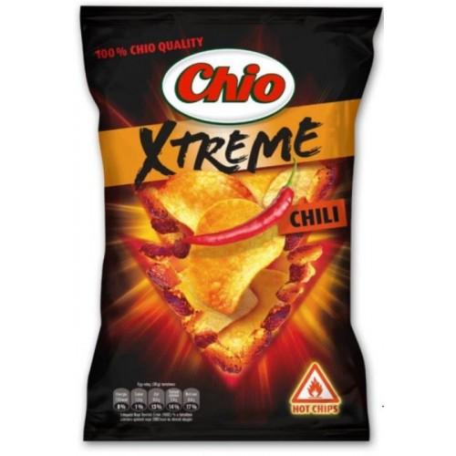 Chio Chips  Ardei Iute 125g *16