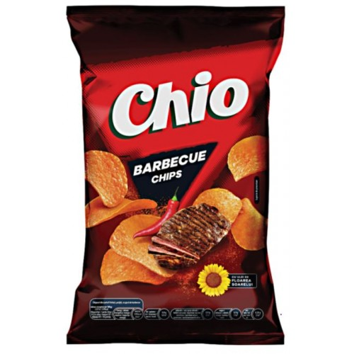Chio Chips Barbeque 140g *16
