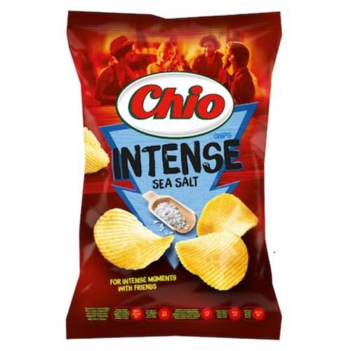 Chio Chips Intense Sea Salt 135g  *16