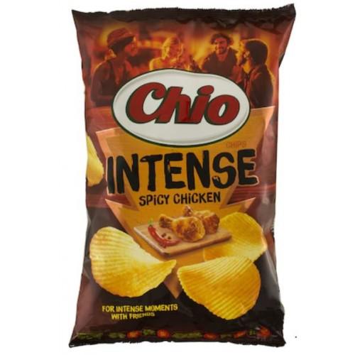 Chio Chips Intense Spicy Chicken 135g *16