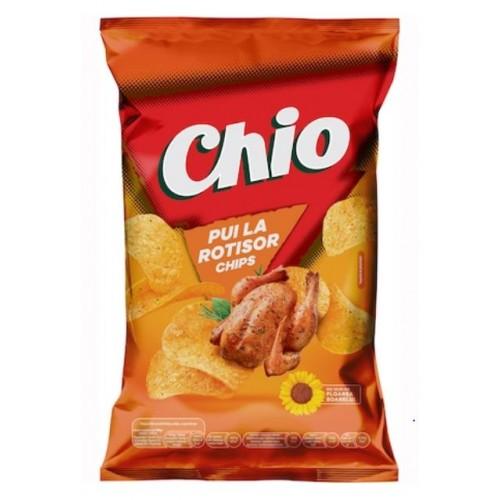 Chio Chips Pui la Rotisor 140g *16