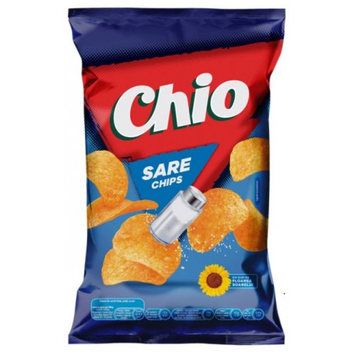 Chio Chips Sare 140g *16