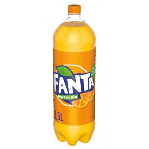 Fanta Portocale 2.5L *6
