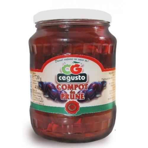 Conservfruct Compot Prune 720g *6
