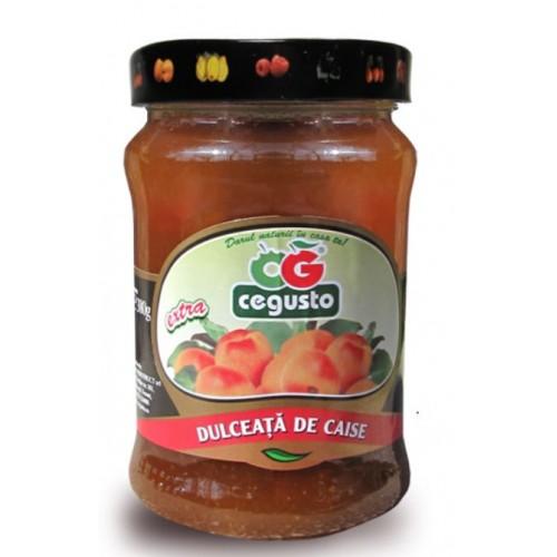 Conservfruct Dulceata de caise 380g *8