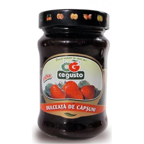 Conservfruct Dulceata de capsuni 380g *8