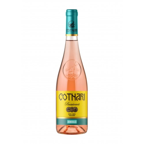 Cotnari Busuioaca de Bohotin, rose demidulce 0.75l *6