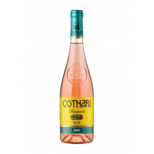 Cotnari Busuioaca de Bohotin, rose demisec 0.75l *6