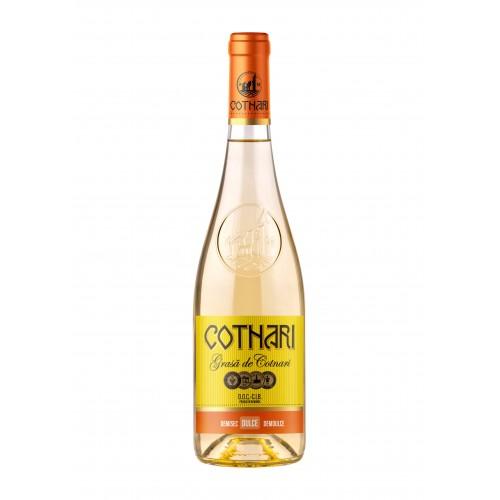 Cotnari Grasa, alb dulce 0.75l *6
