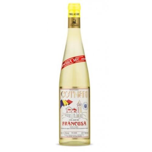 Cotnari Francusa alb, sec 0,75l *6