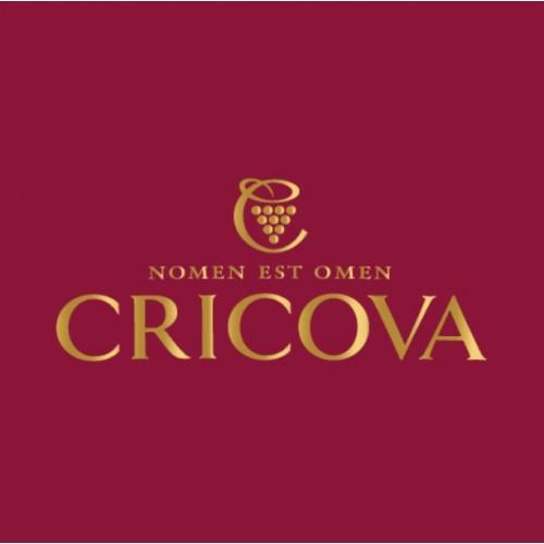 Cricova Chardonnay Orasul Subteran alb sec 0.75L *6
