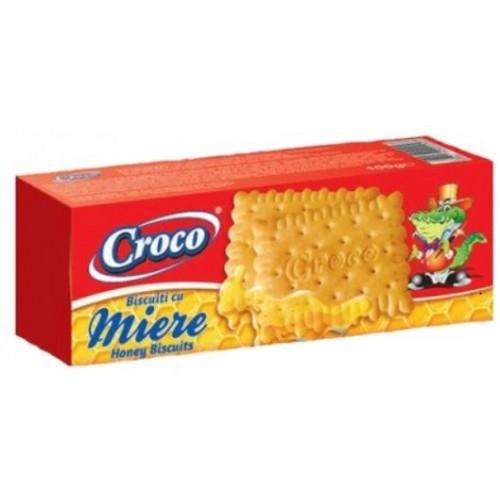 Croco Biscuiti cu Miere 100g *32