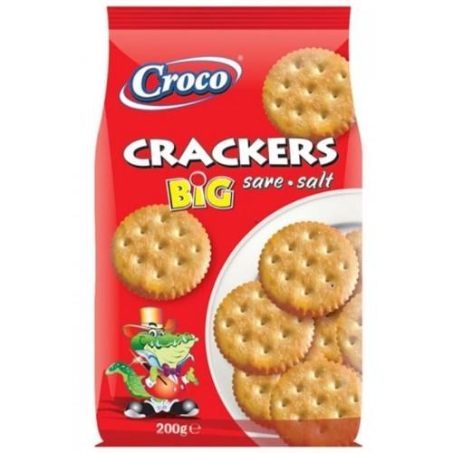 Croco Crackers Big 200g *12