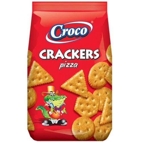 Croco Crackers Pizza 100g *12