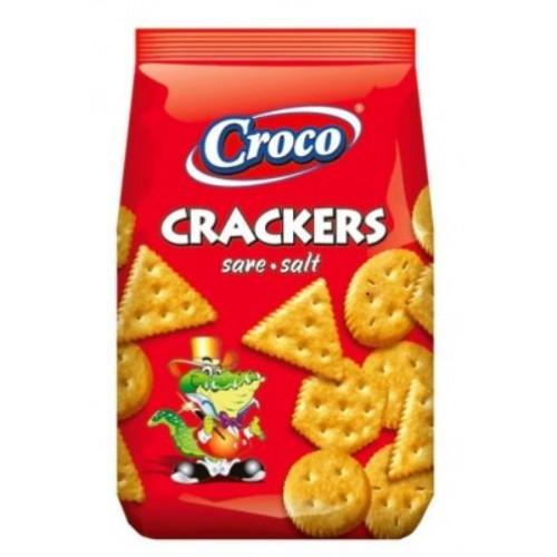 Croco Crackers Sare 100g *12