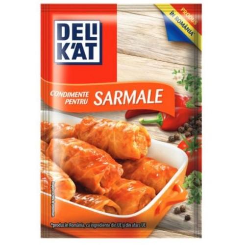 Delikat Condimente Pentru Sarmale 23g *23