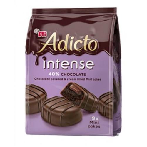 Eti Adicto Go! Chocolate Minis Bag 144g *10
