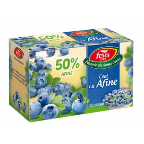 Fares Ceai cu Afine, Ceai Dz *30