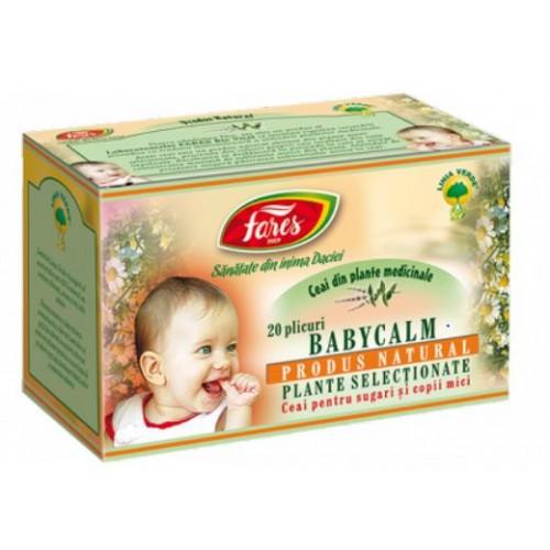 Fares Babycalm, 20 Pliculeţe *30
