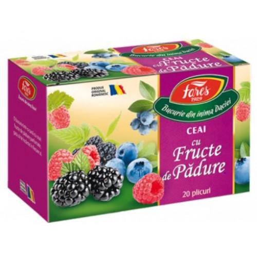 Fares Ceai cu Fructe de Padure *30