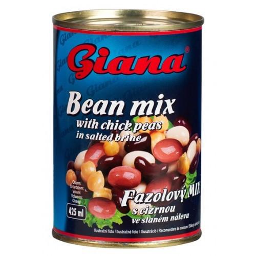 Giana Salata de fasole 425g *12