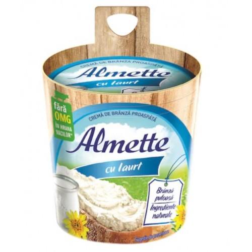 Hochland Almette Crema de branza-iaurt 150g *8