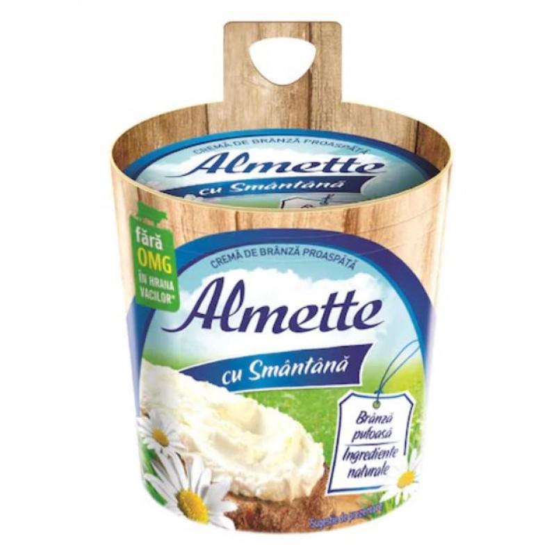 Hochland Almette Crema de branza-smantana 150g *8