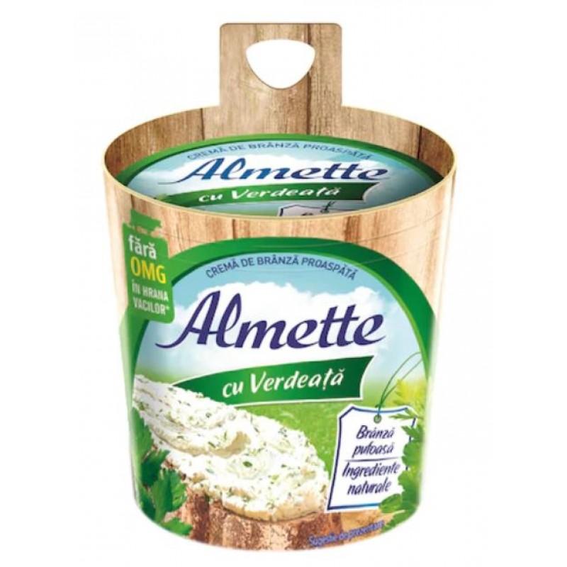 Hochland Almette Crema de branza-verdeata 150g *8