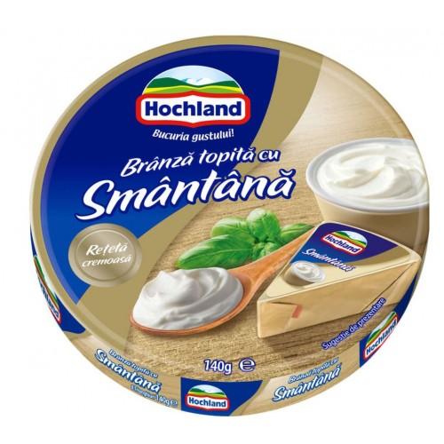 Hochland Branza topita triungh. smantana 140g *32