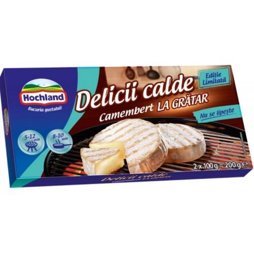 Hochland Camembert La Gratar 200g *8