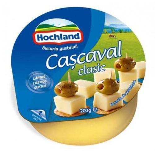 Hochland Cascaval Natur 200g *15