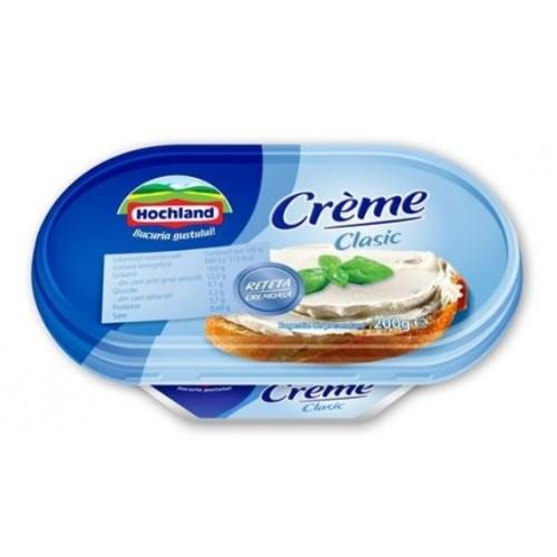 Hochland Crème natur 200g*6