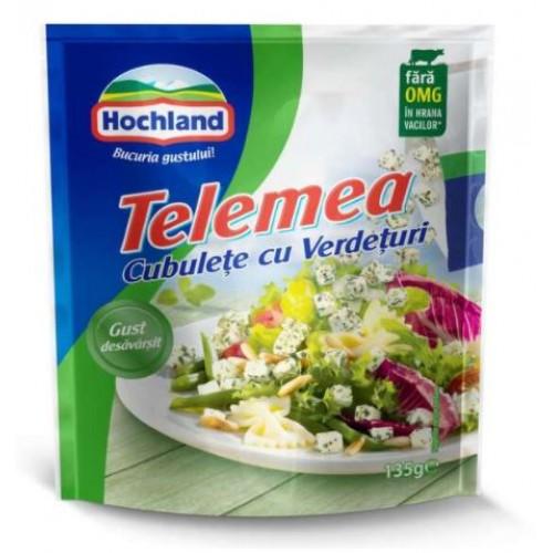 Hochland Telemea Cubulete Verdeata 135g *6