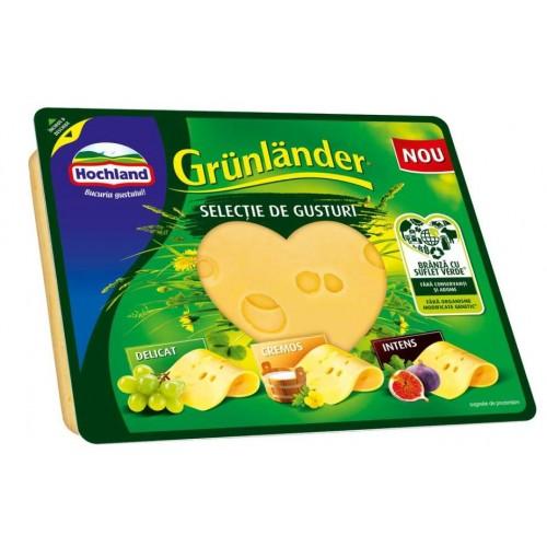 Hochland Grunlander Felii Selection 120g *10