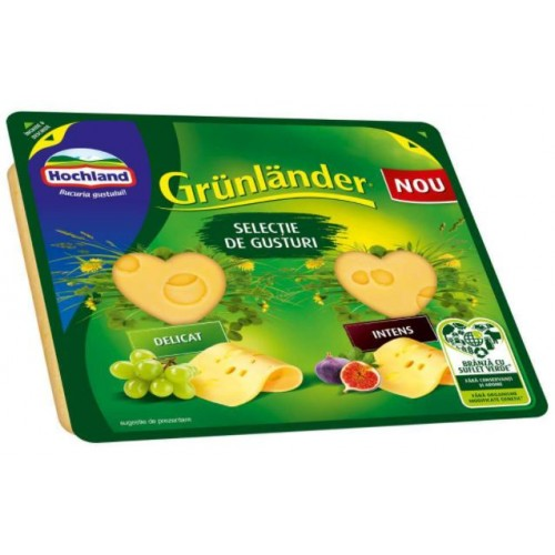 Hochland Grunlander Felii Duo 120g *10