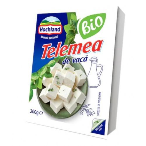 Hochland Telemea de vaca Bio 200g *8