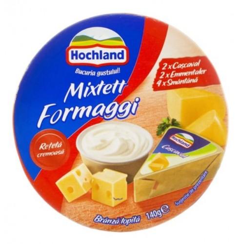 Hochland Branza topita triungh. mixtett formaggi 140g *32